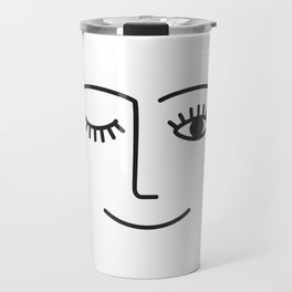 Wink Travel Mug