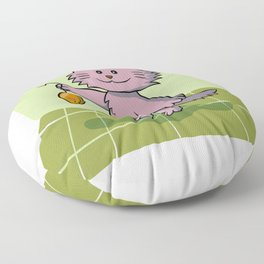 Tom and Jerry - Cat Holding Rat Cartoon For Kids Floor Pillow