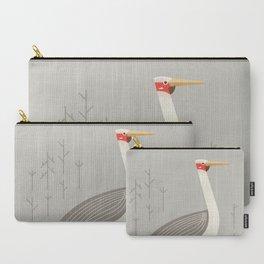 Brolga, Bird of Australia Carry-All Pouch