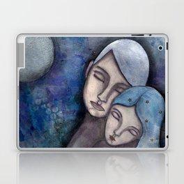 Lovers Under the Moon Laptop & iPad Skin