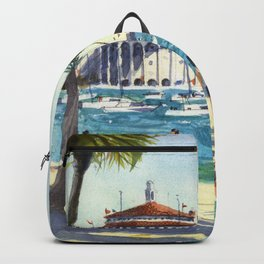 Avalon, Catalina Island Backpack