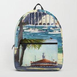Avalon, Catalina Island Backpack