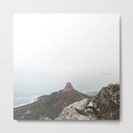 From Table Mountain II Metal Print