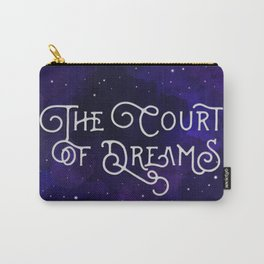 The Court of Dreams - A Court of Mist and Fury by Sarah J. Maas Carry-All Pouch