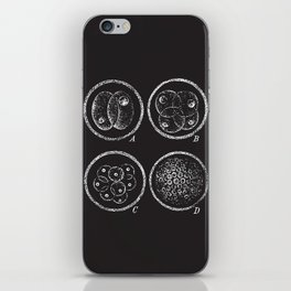 Fission (no caption!) iPhone Skin
