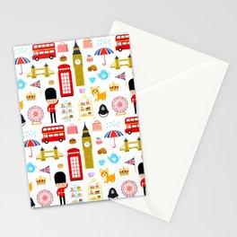 Enjoy London! Stationery Cards