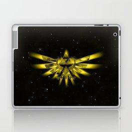 Zelda - Triforce Laptop & iPad Skin