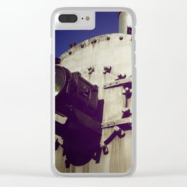 Engine 21 Clear iPhone Case