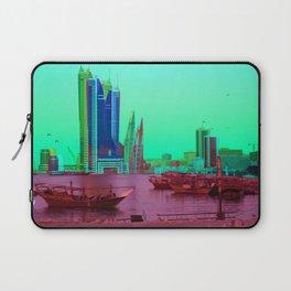 BFH, bahrain Laptop Sleeve