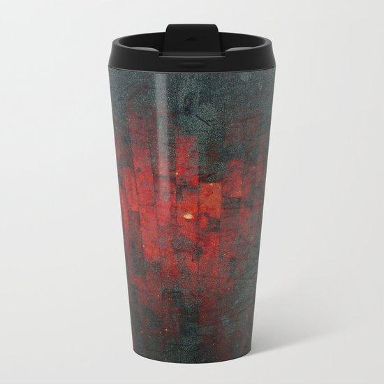 Ruddy Metal Travel Mug