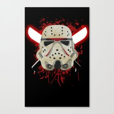 TK-Vorhees Canvas Print