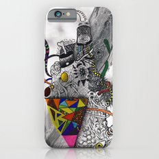 Psychoactive Bear 7 iPhone 6s Slim Case