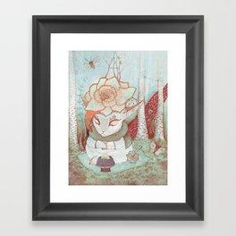 Forest Fairytales Framed Art Print