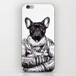 Astro Frog iPhone Skin