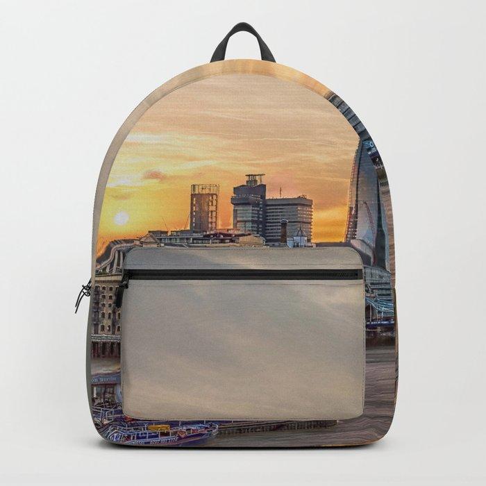 London Summer time Backpack