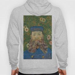Van Gogh Postman- Portrait of Joseph Roulin Hoody