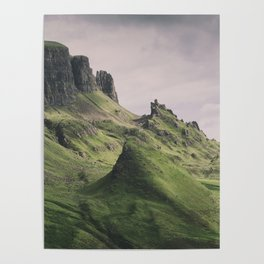 The Majesty of the Quiraing Poster