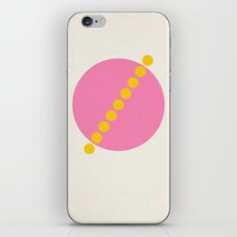 Diameter iPhone Skin