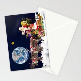 Santa Claus Stationery Cards