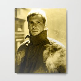 harrison ford offered role in blade runner Metal Print