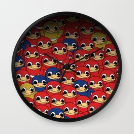 Ugandan Knuckles Wall Clock