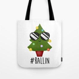 #Ballin Tote Bag