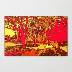 Park1 Canvas Print