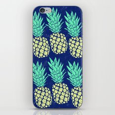 Hawaiian Pineapples iPhone & iPod Skin