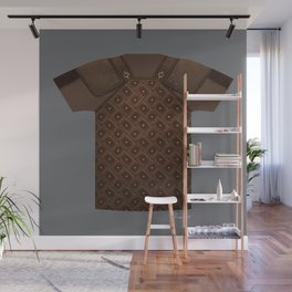 Armor Series: Studded Leather Shirt Wall Mural