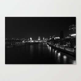 River Thames #2 Canvas Print