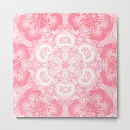 Star Flower of Symmetry 480 Metal Print