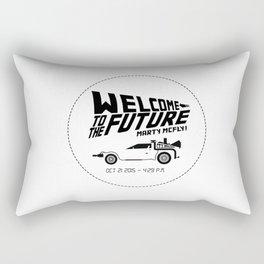 BACK TO THE FUTURE #2 Rectangular Pillow