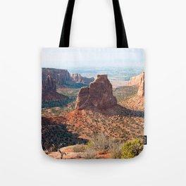 Colorado National Monument Tote Bag