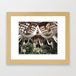 Biltmore Estate Solarium Framed Art Print