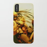 gladiator iPhone & iPod Cases featuring Gladiator by Pascal Blanché
