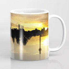 Yellow Skies - Upside Up VII Coffee Mug