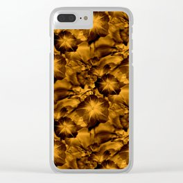 That Golden touch... Clear iPhone Case