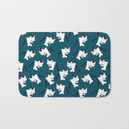 Tigger Pattern Bath Mat
