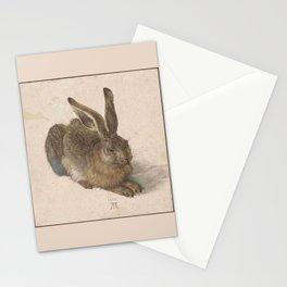 Albrecht Durer - The hare Stationery Cards