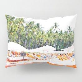 Mauna Kea Outriggers Pillow Sham