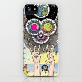 art colour color new hot 2018 style artist colourful coloring colourng collection support rb vintage iPhone Case