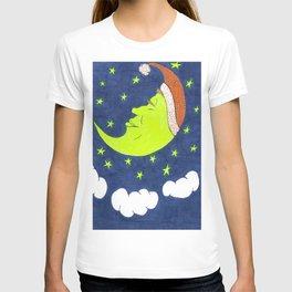 Mr. Moon Sleeping T-shirt