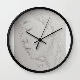 Tzuyu - Twice Wall Clock