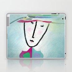 matching hat Laptop & iPad Skin