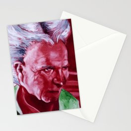 Do Not Speak Ill of House Dracula Stationery Cards