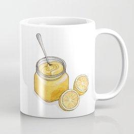 Desserts: Lemon Curd Coffee Mug