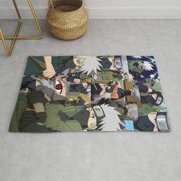 Hatake Shinobi Collage Rug