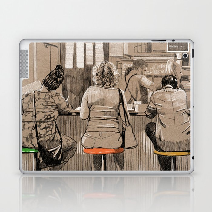 Daily life Laptop & iPad Skin