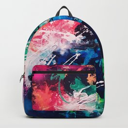 Colors Collide Backpack