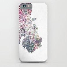 Copenhagen map Slim Case iPhone 6s
